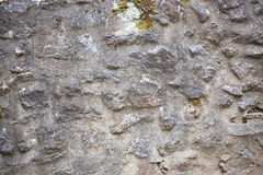 Artdesign des wirklichen Steinwand-Oberflächenmusters graues Farb Lizenzfreie Stockbilder