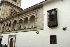 arte玻利维亚del la museo帕兹 免版税库存照片