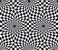 Arte óptico inconsútil Imagenes de archivo