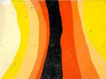 Arte 1 de la acera Imágenes de archivo libres de regalías