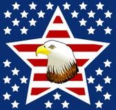 Arte 3 da águia das estrelas Fotografia de Stock