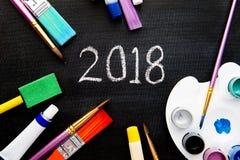 Arte - 2018 Fotografie Stock