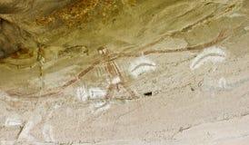 Arte aborígene Fotos de Stock