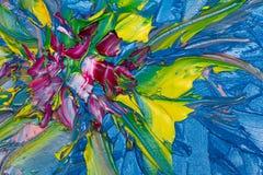 Arte abstracto Fotografía de archivo libre de regalías