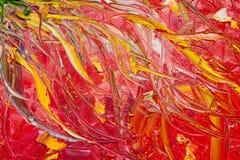 Arte abstrata Imagens de Stock Royalty Free