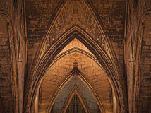 Arte abstrato da arquitetura Fotos de Stock