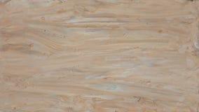 Arte abstrato da textura do fundo do marrom co do ofício da mão da argila do molde Foto de Stock