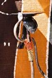 Arte africana Fotografia de Stock Royalty Free
