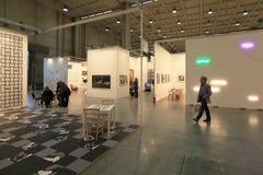 Arte ahora 2011 de Miart Imágenes de archivo libres de regalías