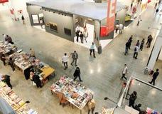 Arte ahora 2011 de Miart Imagen de archivo libre de regalías