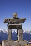 Arte alpina Fotografia de Stock Royalty Free