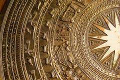 Arte antiga do símbolo do círculo Imagem de Stock Royalty Free