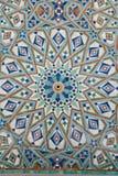 Arte araba del mosaico Fotografia Stock Libera da Diritti