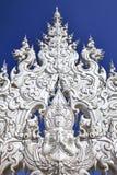 Arte asiática no templo Fotografia de Stock Royalty Free