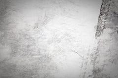 Arte astratta della pittura cinese su documento grigio Fotografia Stock Libera da Diritti