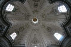 Arte barroca - Roma Foto de Stock Royalty Free
