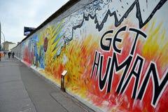 Arte a Berlino Immagini Stock