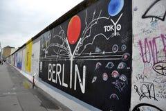 Arte a Berlino Immagine Stock Libera da Diritti