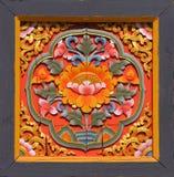 Arte butanesa Imagem de Stock Royalty Free