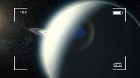 Arte cósmico, papel pintado de la ciencia ficción Belleza del espacio profundo Mil millones de galaxias en el universo Planeta de ilustración del vector