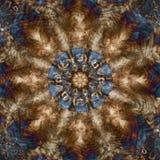 Arte caleidoscópico Imagenes de archivo