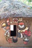 Arte casero hecho de la arcilla Imágenes de archivo libres de regalías