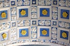Arte cerâmica italiana Imagem de Stock