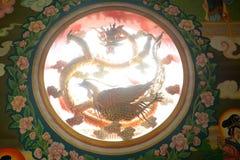 Arte chinesa Imagens de Stock Royalty Free