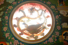 Arte chino Imágenes de archivo libres de regalías
