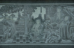 Arte cinese Immagine Stock Libera da Diritti