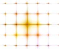 Arte colorida do fractal ilustração stock