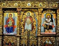 Arte cristiano temprano, Roma Fotografía de archivo libre de regalías