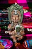 Arte da América Central Imagem de Stock