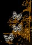 Arte da borboleta Fotografia de Stock Royalty Free