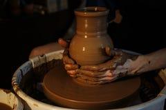 A arte da cerâmica imagem de stock royalty free