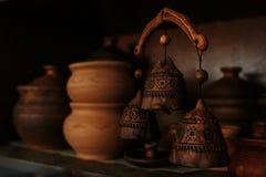 A arte da cerâmica Fotografia de Stock Royalty Free