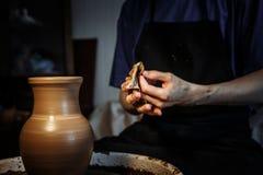 A arte da cerâmica Foto de Stock Royalty Free