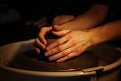 A arte da cerâmica imagem de stock