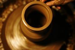 A arte da cerâmica fotografia de stock