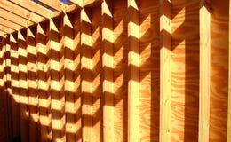 Arte da construção Fotografia de Stock Royalty Free