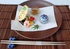 Arte da culinária de Japão fotos de stock royalty free