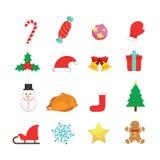 Arte da decoração do Natal Foto de Stock