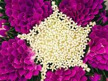 Arte da flor Foto de Stock Royalty Free