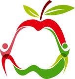 Logotipo dos pares Imagens de Stock Royalty Free