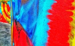 Arte da parede Foto de Stock Royalty Free