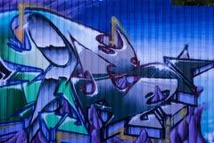 Arte da rua Foto de Stock Royalty Free