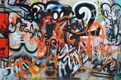 Arte da rua Fotografia de Stock