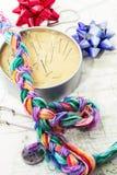 Arte da tecelagem e do ornamento Fotos de Stock Royalty Free