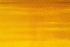 A arte da textura da tela do ouro Imagens de Stock Royalty Free