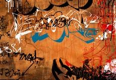 Arte das ruas Imagem de Stock